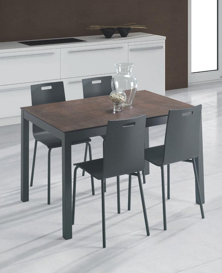 Decoraci n rafael caballero mesas de cocina for Mesa de cocina esquinera