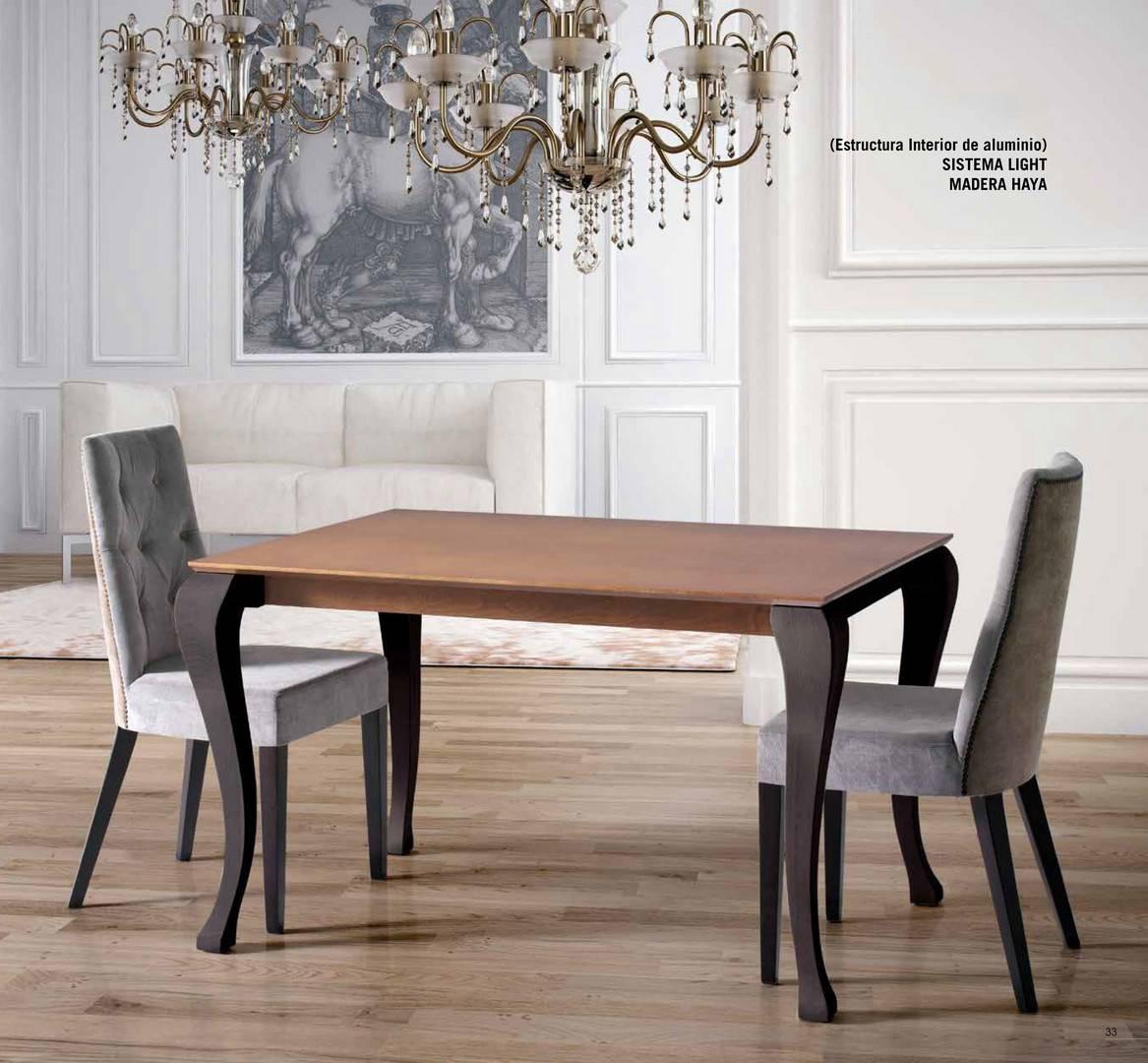 Decoraci n rafael caballero mesas de comedor - Decoracion mesa comedor ...